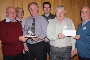 McKinstry Bros from Dromara won 1st, 2nd & 8th Open NIPA Fermoy 5 Bird