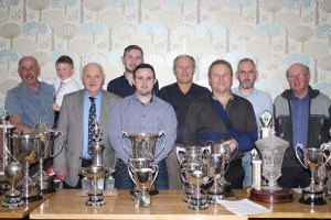 Cullybackey HPS cup and trophy winners in 2017