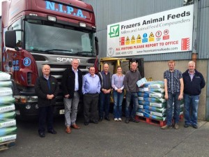 NIPA Delegation at Frazer Animal Feeds in Banbridge