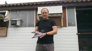J L Madden of Coleraine Premier, 1st Open NIPA Roscrea 756/23,770