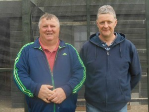 J McDowell & Son from Ballymoney, 1st & 2nd Open NIPA Talbenny YB National